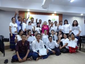 Myanmar National Training on Responses to Labour Migration, August-September 2016, Yangon, Myanmar