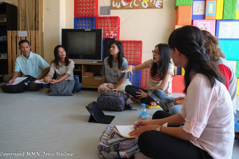 MMN visit to Rayong, Thailand, May 2016