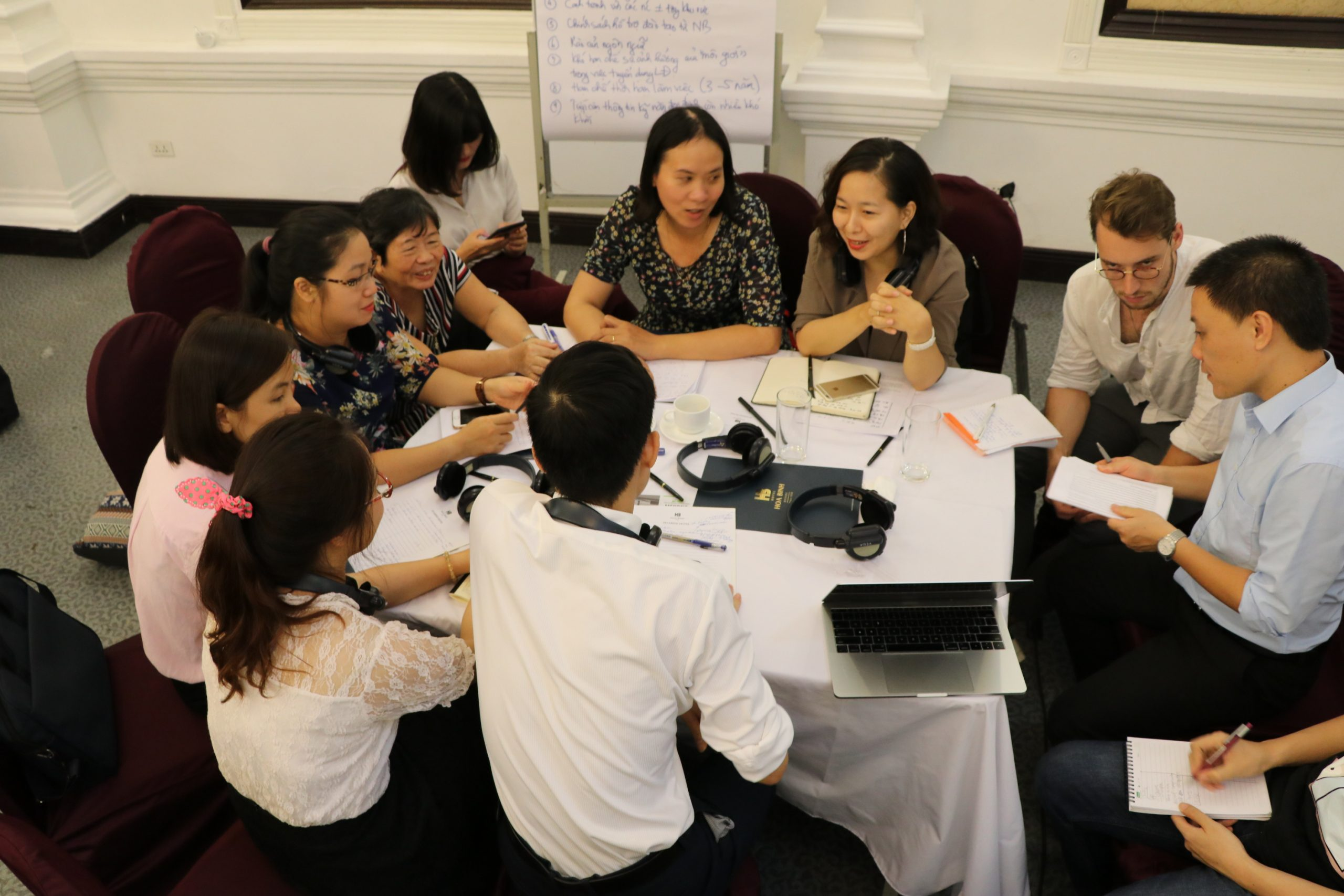Multi-Stakeholder Consultation on Labour Migration from Vietnam to Japan, July 2019, Hanoi, Vietnam