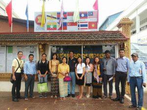 Visit to Cambodia,