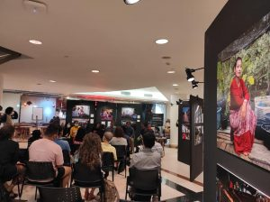 Opening of the Photo Exhibition, 'Resilience and Uncertainty- Mekong Migrant Workers amid the Pandemic Downturn, 15-20 December 2020 at SEA-Junction